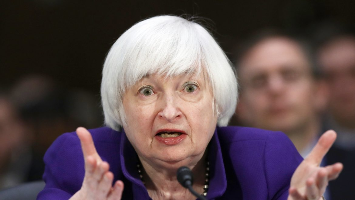 Janet Yellen Warns Bitcoin Is 'Extremely Inefficient' and 'Highly Speculative' as BTC Price Plunges