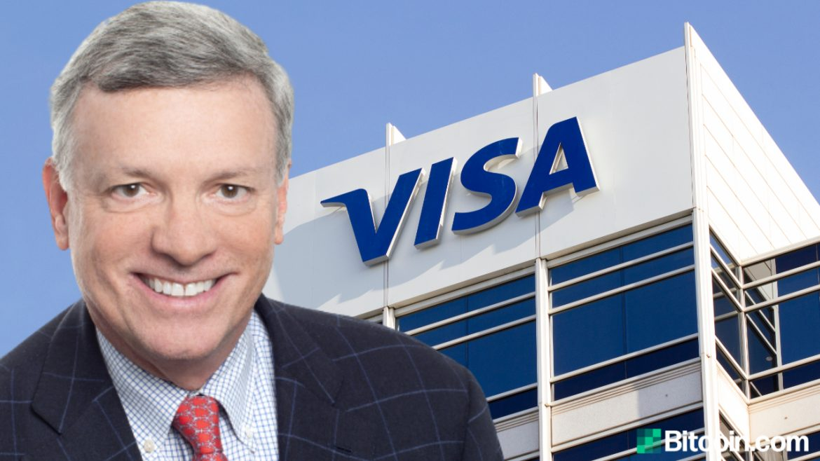Visa Anticipates Cryptocurrency Becoming 'Extremely Mainstream' — Working to Allow Bitcoin Use at 70 Million Stores