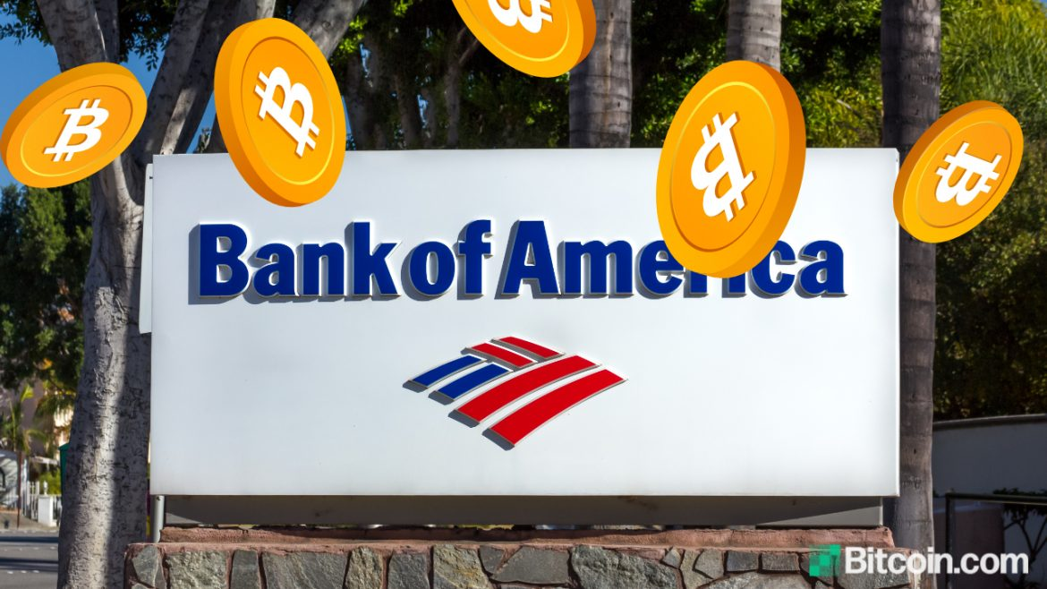 Bank of America Says the Only Good Reason for Holding Bitcoin Is 'Sheer Price Appreciation'