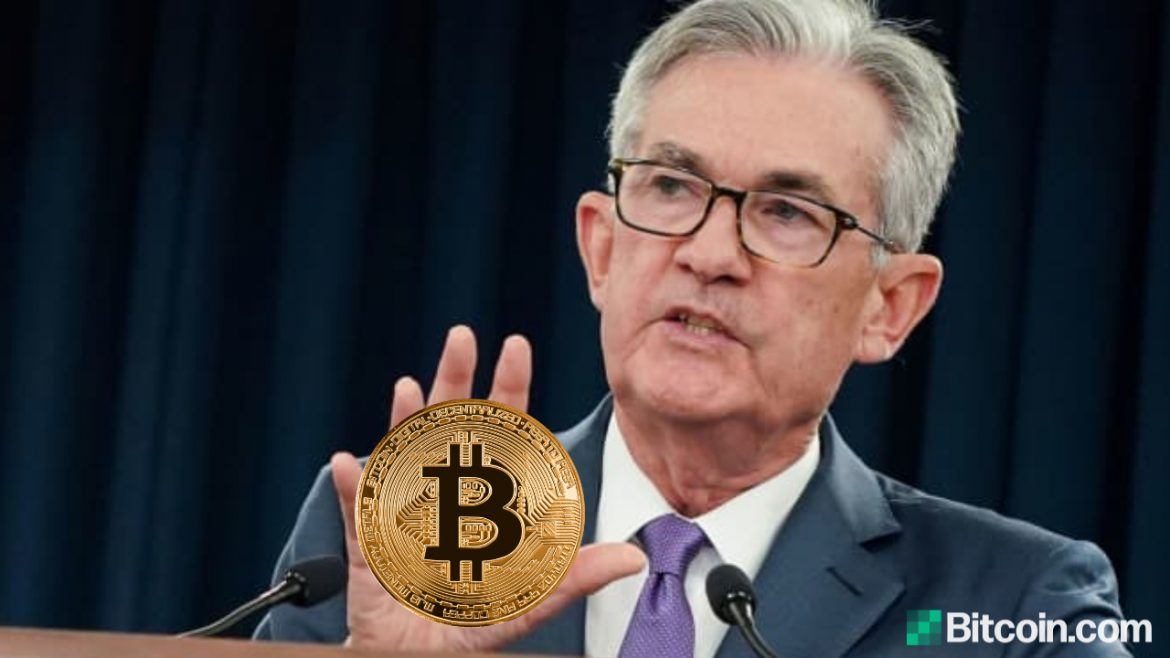 Fed Chairman Jerome Powell Says Bitcoin Is a Substitute for Gold