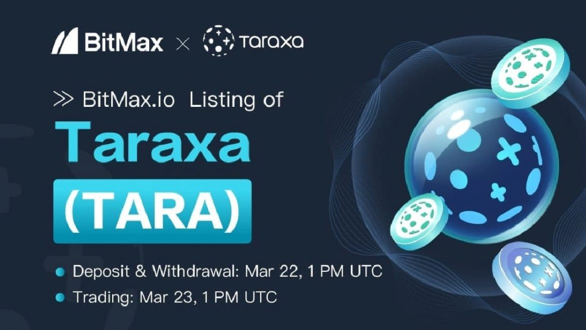 Taraxa Listing on AsecendEX