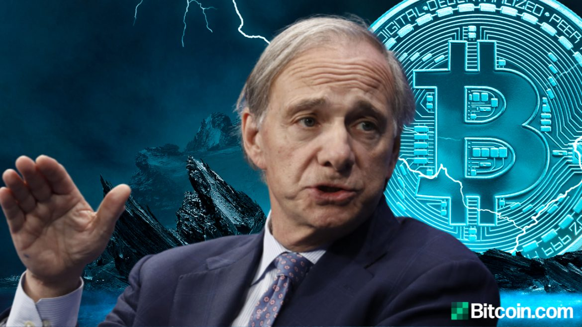 Billionaire Hedge Fund Manager Ray Dalio Says Government Outlawing Bitcoin Is 'a Good Probability'