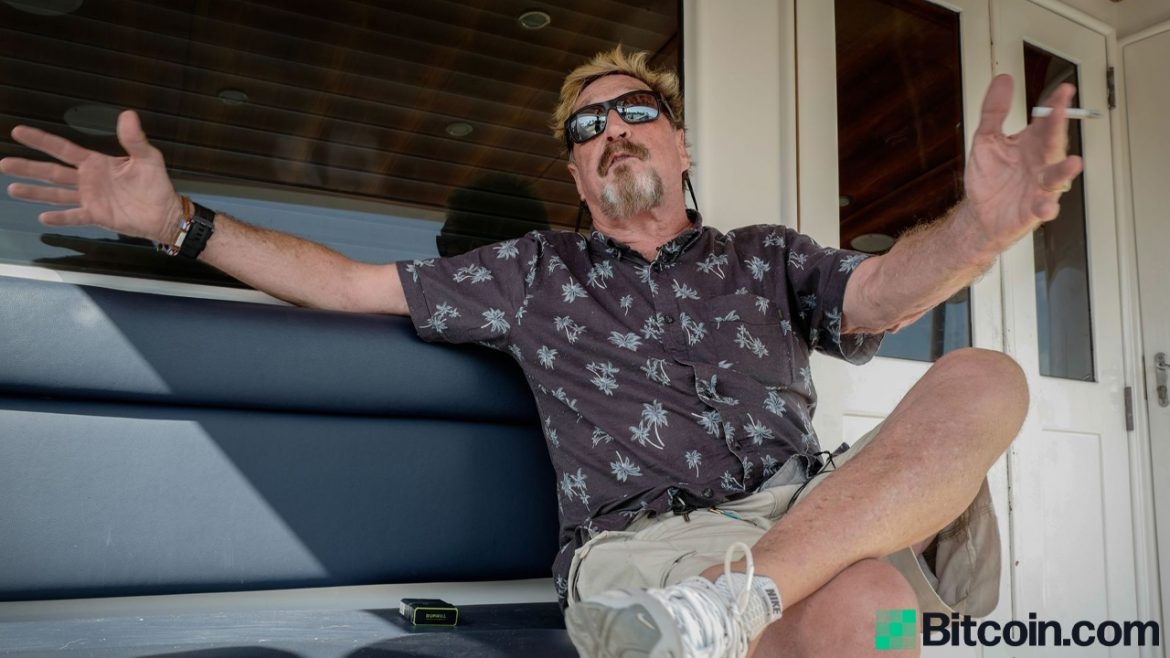 Life on the Run- An Insiders Look at John McAfee on the Run