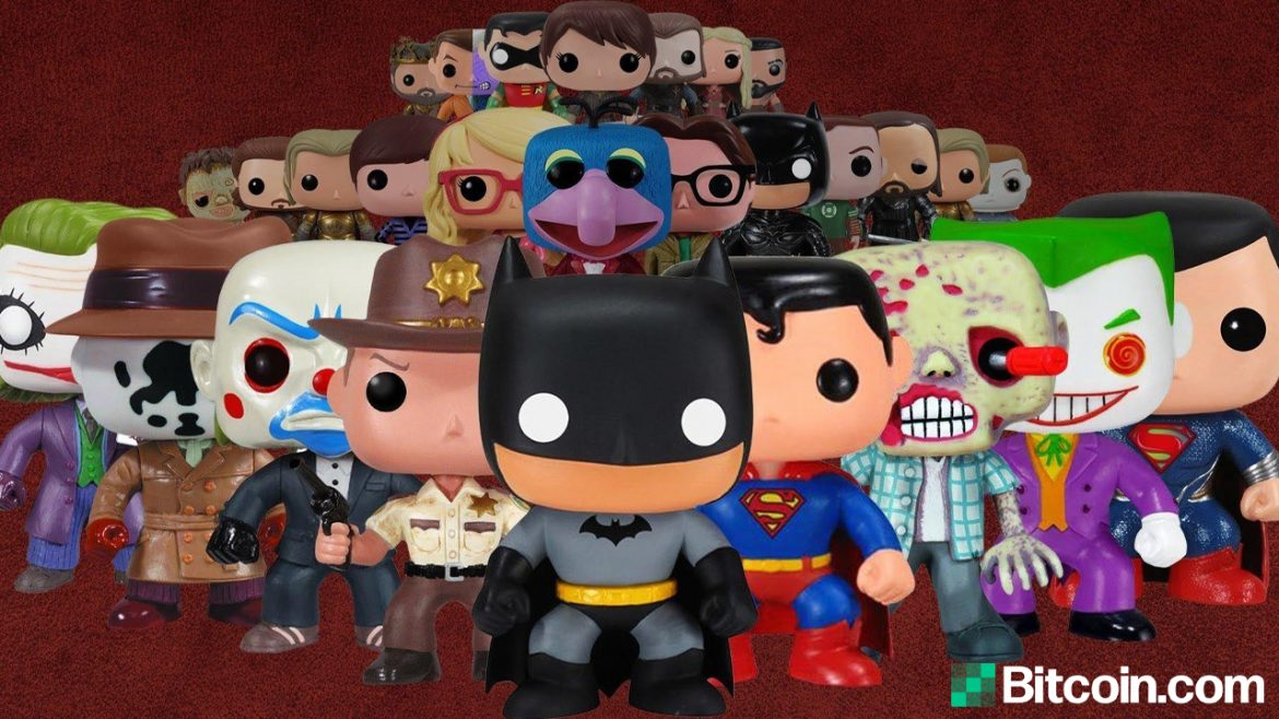 Popular Bobblehead Manufacturer Funko Announces New Lineup of NFT Products