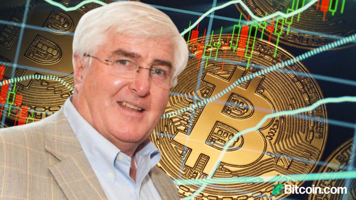 Silicon Valley 'Super Angel' Investor Ron Conway Says Crypto Economy Is the Next Multitrillion Dollar Opportunity