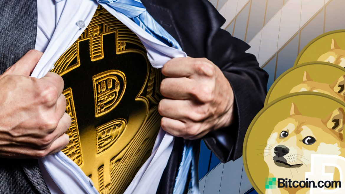 Stock Trader Dave Portnoy Dumps All His Dogecoins to Buy Bitcoin