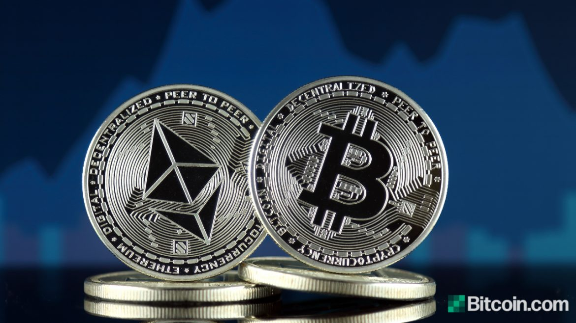 Bitcoin vs Ethereum: Investment Bank JPMorgan Explains Why ETH Is Outperforming BTC