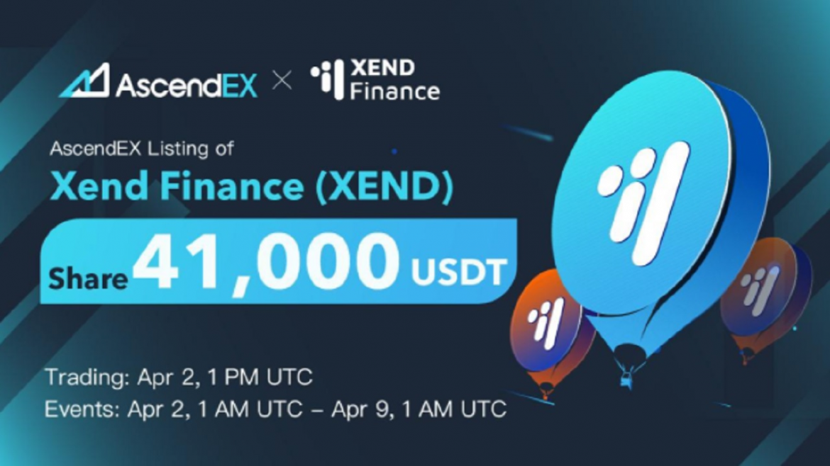 Xend Is Listing on AscendEX
