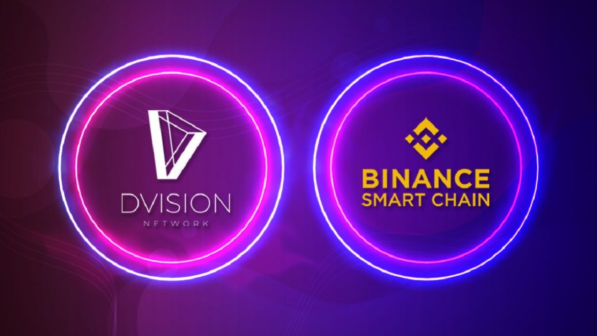 Why Dvision Network Migration to Binance Smart Chain Is a Game Changer