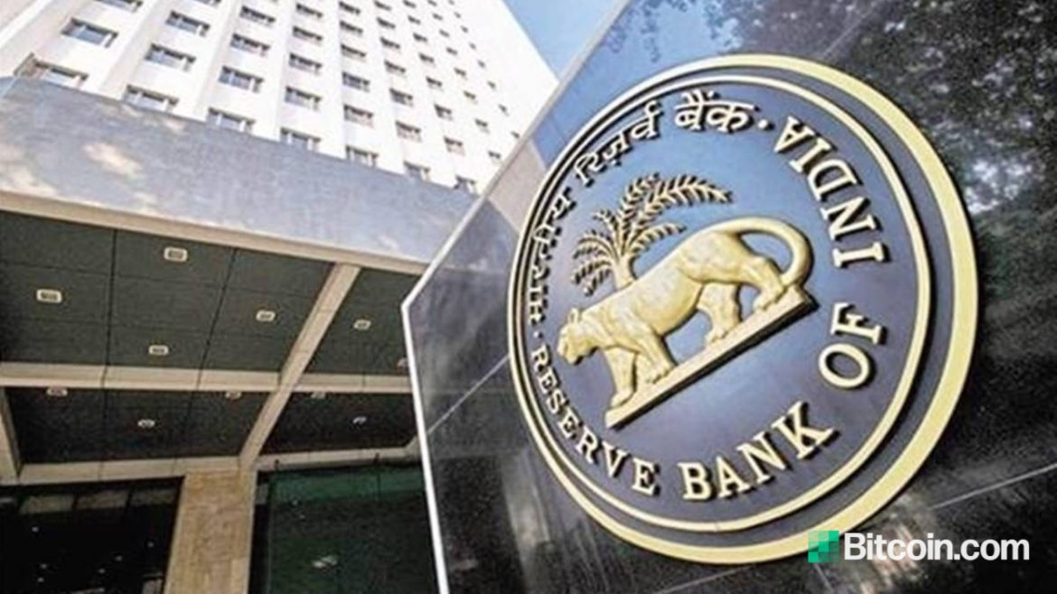 India's Central Bank RBI Urges Banks to Cut Ties With Crypto Businesses and Traders: Report
