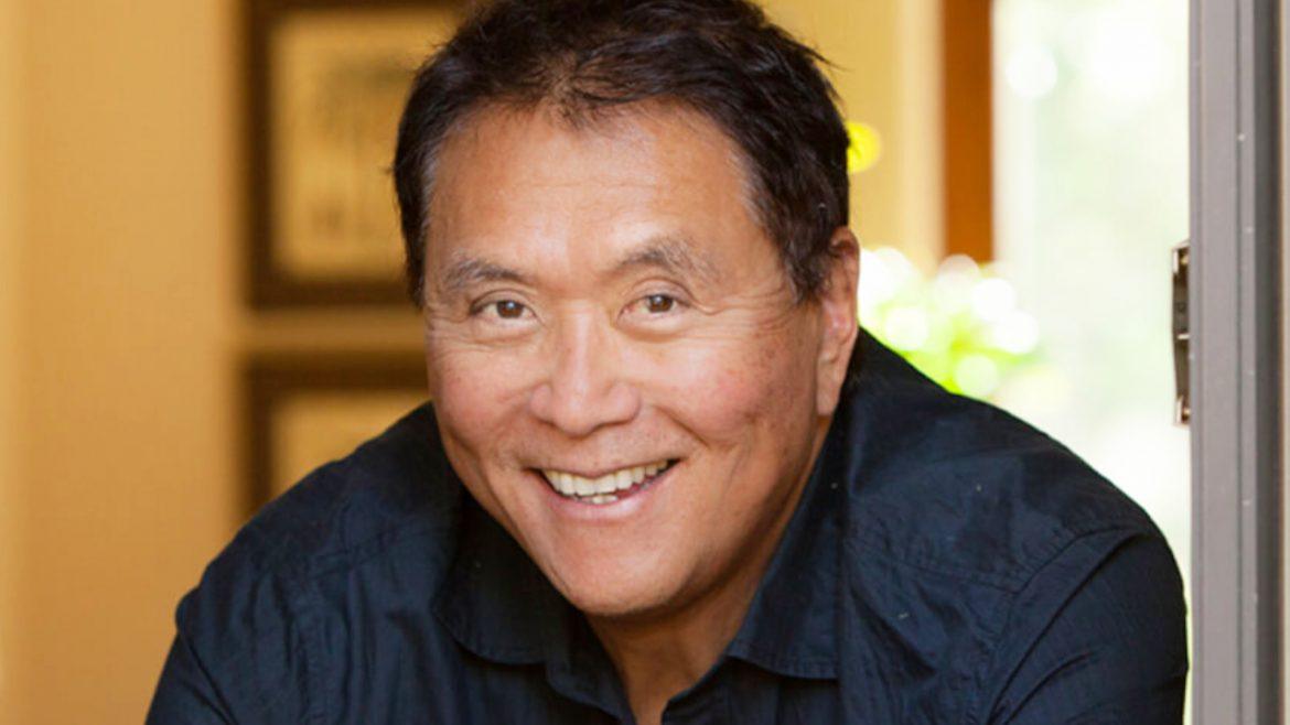 Rich Dad Poor Dad's Robert Kiyosaki Urges Crypto Investors to Buy the Dip, Says 'Stop Whining and Take Action'