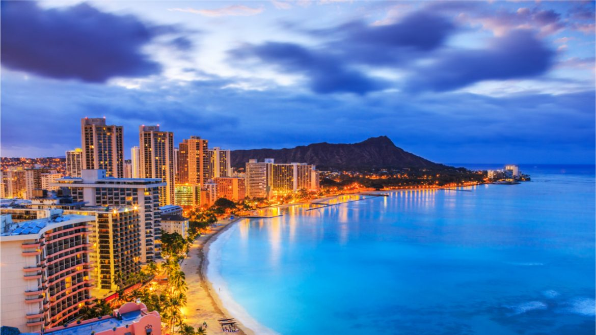 Out of All the American States Study Shows Hawaii Expressed the Most Crypto Demand This Year