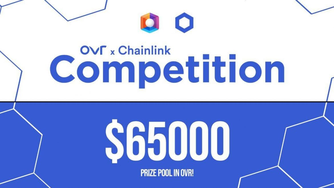 Chainlink and OVR Collaborate on a $65k Prize Distribution