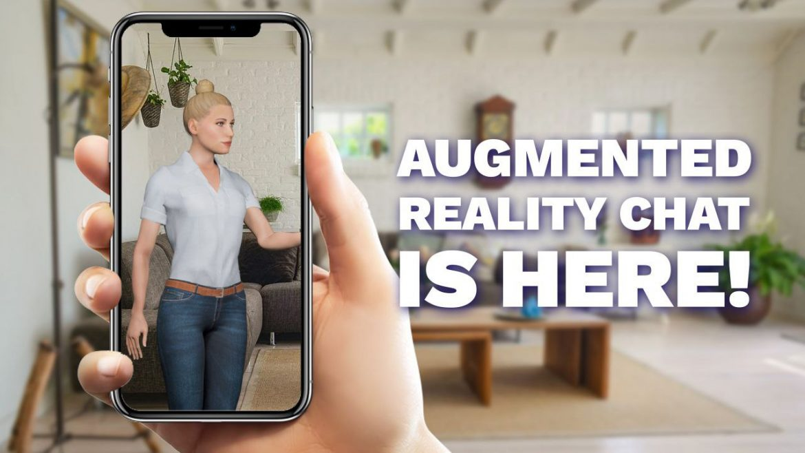 OVR and the Future of Augmented Reality Chats
