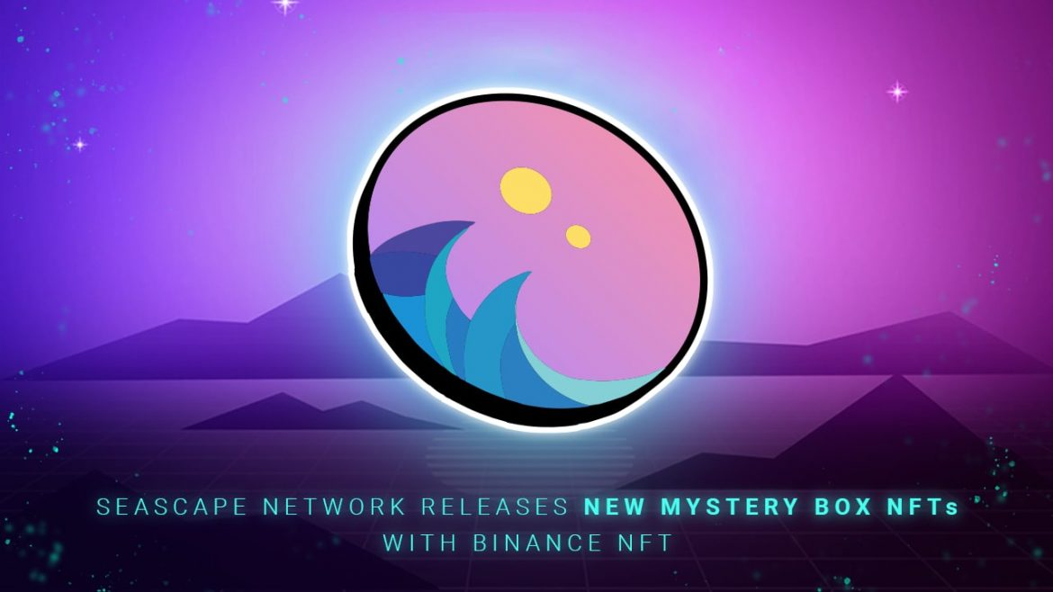 Seascape Network and Binance NFT Release Exclusive Zombie Mystery Box NFTs