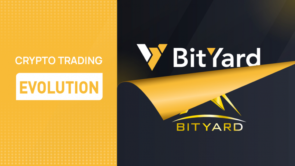 Crypto Exchange BitYard Undertakes Brand Refresh With New Logo and Slogan 'Grow Your Future in the Yard'