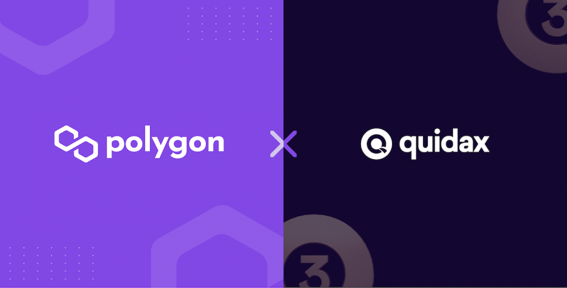 Polygon Enters Into Africa With Quidax. Quidax to Launch Self-Service Listing, Celebrates 3 Years