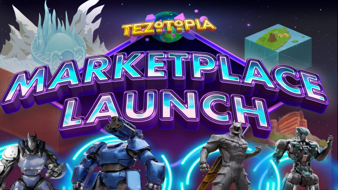 NFT Gaming Token $GIF to Launch on Rocket Launchpad Following Tezotopia Marketplace Sellout