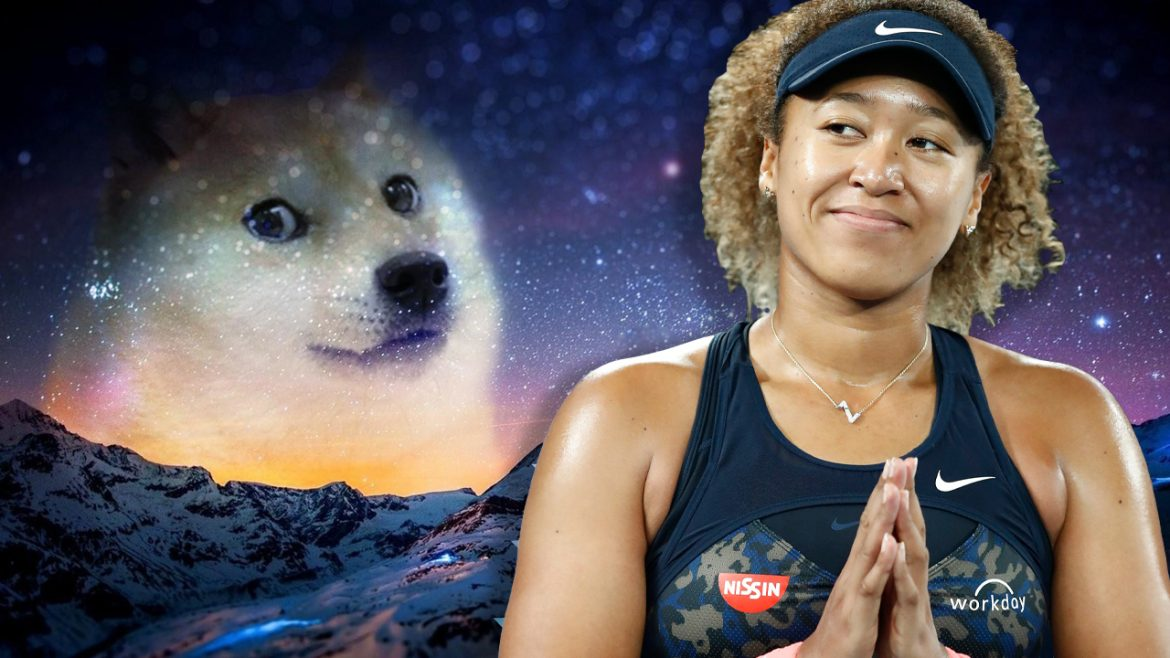 Naomi Osaka Reveals New NFT, Dogecoin Sparks Tennis Star's Interest in Cryptocurrencies